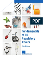 Fundamentals of EU Regulatory Affairs%2C Fifth Edition Comparative Matrix