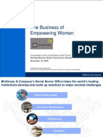 Business of Empowering Women