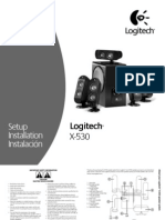 Logitech x530 Manual AMR