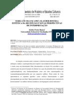 TERRA EM TRANSE, ESTÉTICA DA RECEPÇÃO E NOVAS PERSPECTIVAS DE INTERPRETAÇÃO - Alcides Freire Ramos
