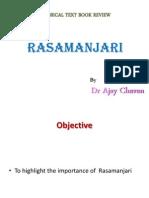 Rasamanjari