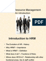 1+ +Intro+to+HRM