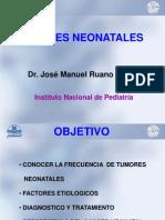 6.1. TUMORES NEONATALES