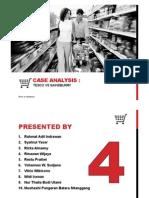 Tesco vs Sainsburry PDF