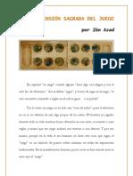 Ibn Asad - La Dimensión Sagrada del Juego