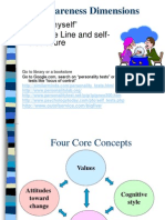 Self Awareness Cognitive Styles (1)