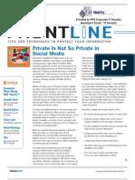 PPG FrontLine 2011