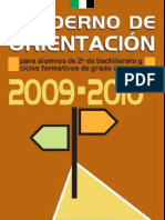 CuadernoOrientaciónAndujarBachillerato