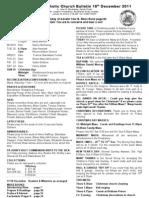 Bulletin 181211