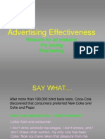 Ad Testing