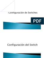 Configuracion de Switch