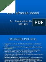 Bell LaPadula Model