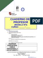 Cuaderno del Profesor (Castilla y León)
