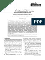 Xiangyang Shi, Istva´n J. Majoros, and James R. Baker, Jr- Capillary Electrophoresis of Poly(amidoamine) Dendrimers