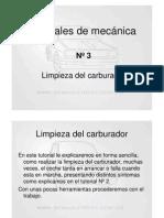 Limpieza Del or