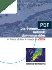 EXA2002 catastrophes naturelles & retour d'expérience _FR