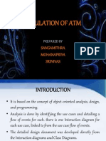 Atm Simulation