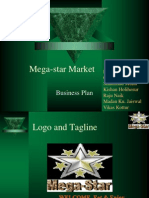 megastar-BusinessPlanPresentation