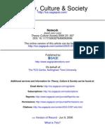 Theory Culture Society 2006 Van Loon 307 14