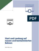VC-2005 Start Und Landung Auf Nassen Und Kontaminierten Bahnen