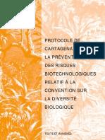 Cartagena Protocol Fr