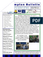Issue 14 Newsletter