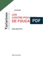 m Kozlowski-les Contre-pouvoirs de Foucault