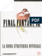 Final Fantasy VIII - Guida Strategic A Ufficiale