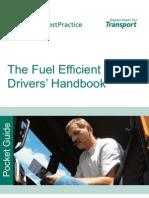 FBP1091 the Fuel Efficient Truck Drivers Handbook
