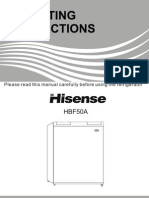 HBF50A User Manual
