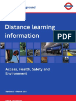 Distance Learning Information v5