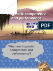 Linguistic Competence and Performance Group5 (1)