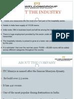 ITC Final Ppt