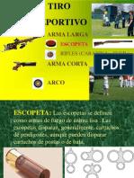 INSTRUCCION ESCOPETAS DEPORTIVAS