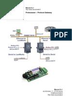 Protocessor - Foglio Di Presentazione