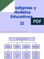 Paradigm As y Modelos Educativos II 27799