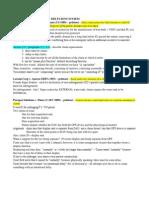 Patent Law Outline - Short