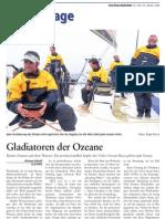 Volvo Ocean Race - Gladiatoren des Meeres