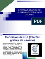 Introduccion a La Interfaz Grafica de Usuario Aio