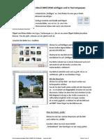 Grafiken und Clipart in Word 2007 _2010 einfügen und in Text einpassen