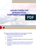Trajectories for Aeronautical Components Tec-1