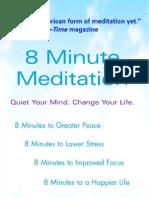 8 Min Meditation Linux Trance