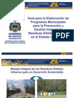 Guia Para La Elaboracion e Implement a Ion Del PMPGIRSU