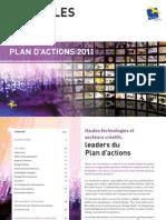 DCE Bruxelles Export Plan d'Actions 2011 Fr