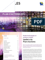 DCE Bruxelles Export Plan d'Actions 2011 Fr