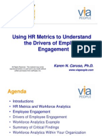A2 - Using HR Metrics to Understand Employee Engagement June 2007