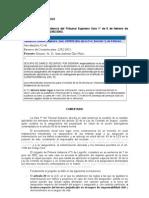 Comentario Sentencia TS Sala 1ª 43-2009  de 5-2-2009 David Morales Andrade