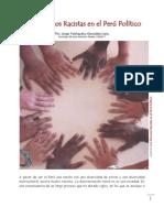 Los Discursos Racistas en el Perú Político