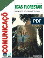 Tecnicas Florestais Variaveis Dendrometricas