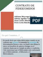 Proyecto Final- Fideicomisos